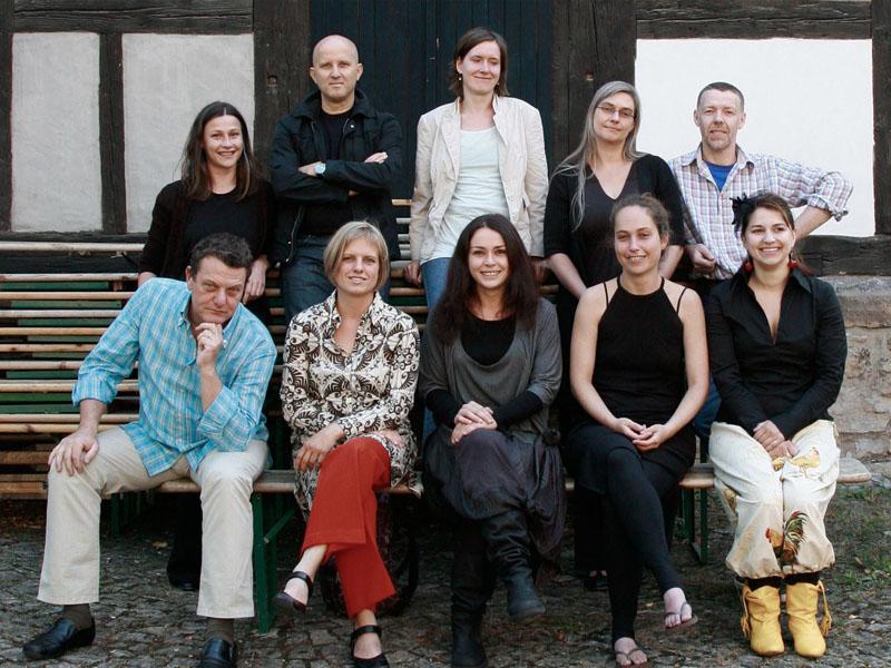Teilnehmer Erfurter Schmucksymposium 2010