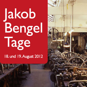 Jakob Bengel Open Days 2012