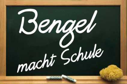 Bengel macht Schule