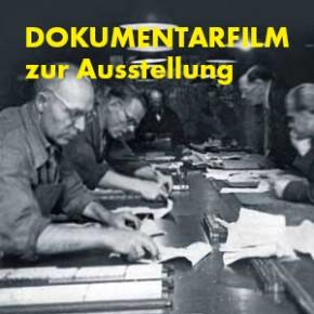 Dokumentarfilm zur Ausstellung: Zwischen den Zeilen?