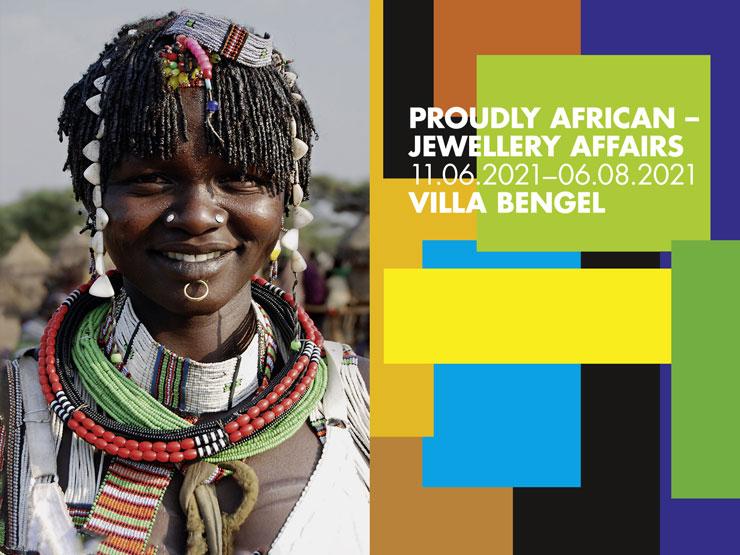 Geschmückte Frau, Toposa, Süd Sudan 2012; Foto: Martina Dempf